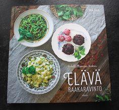 Lasituvan Miniatyyrit - Lasitupa Miniatures: Katin kirjanurkka - Elävä raakaravinto