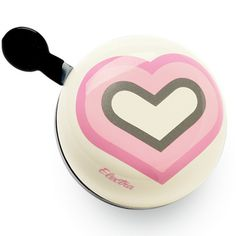 HEARTS DING DONG BELL (Cream) Electrabike Online Store | Bike Parts and Accessories