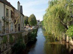 Yonne and canal du nivernais