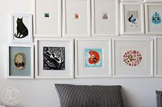 Oravanpesä Decor, Mirror Art, Gallery, Gallery Wall, Home Decor, Frame, Wall Art Decor, Mirror