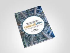 Brochure Design - Corpuserp brochure design done by BCC. Best Brochure Design in Chennai. #creative_design