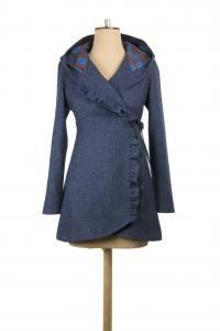 Elfin Jacket, Blue (I love this Jacket) Bettie Monroe