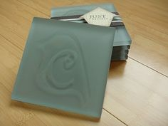 4x4 glass tiles from Lowes