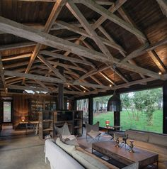 Gallery - Barn House at Lake Ranco / Estudio Valdés Arquitectos - 5