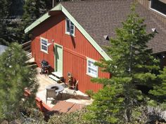 Cabin vacation rental in South Lake Tahoe from VRBO.com! #vacation #rental #travel #vrbo