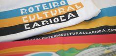 Agência Motiva - Design Estratégico  www.agenciamotiva.com.br #roteiroculturalcarioca #motiva #branding #logo #folder #tshirt