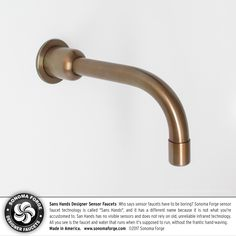 Who says #sensorfaucets have to be boring? Made in America. #luxurylife #faucets #interiordesigner #rustic #bathroomdecor #industrialchic