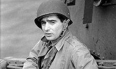 Robert Capa  à Portsmouth en 1944