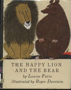 The happy lion and the bear