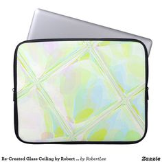 Re-Created Glass Ceiling by Robert S. Lee Laptop Computer Sleeve  #Robert #Lee #art #Neoprene #Laptop #Sleeve #graphic #design #colors #sleeve #electronics #tech #laptop #mac #apple #girls #boys #men #women #ladies #style #for #her #him #gift #want #need #love #customizable