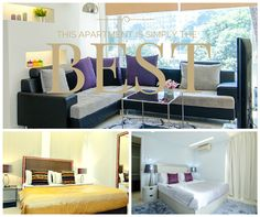 This apartment is simply amazing!  Come and book my iLoveit apartment!