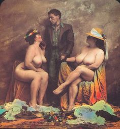 Jan Saudek controvertido controversial sex Cultura Inquieta32
