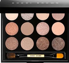 bobbi brown shimmering eye palette, eye shadow, makeup, beauty bit, see more at http://stylebriefs.com/2015/04/28/a-glimmer-of-hope/