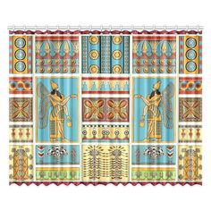 Assyrian Curtains Window Curtain 52