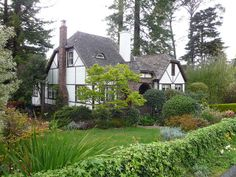 English cottage in Piedmont by delight.1027, via Flickr