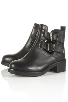 Topshop Cut Out Boots media gallery on Coolspotters. See photos, videos, and links of Topshop Cut Out Boots. Black Leather Shoes, Leather Boots, Black Shoes, Real Leather, Topshop Boots, Boot Brands, Types Of Fashion Styles, Ankle Boots, Heel Boots