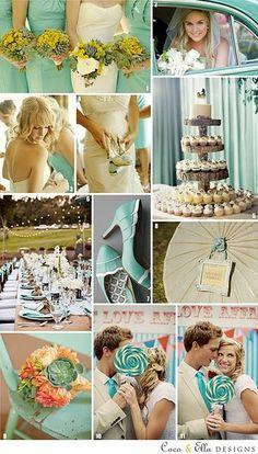 aqua turquoise wedding ideas and inspiration   Find more gorgeous turquoise ideas at http://turquoiseandorange.com!