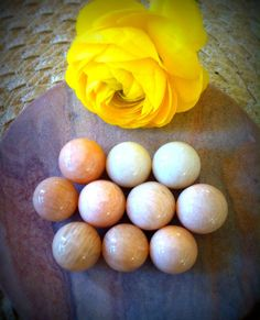 Moonstone Spheres  Seeing what is hidden by TheSageGoddess on Etsy, $8.00
