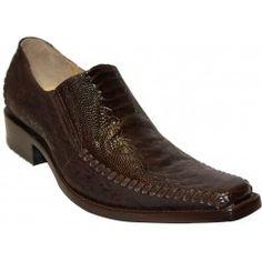 Zapato de Pata de avestruz aoriginal