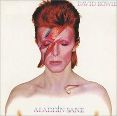 David Bowie. Aladdin Sane. 1973