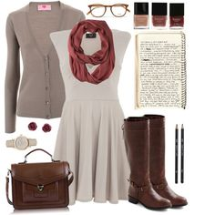Teaching Outfit - Fall Day 1