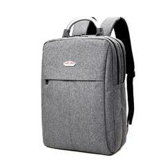 84295ddb21cd2 Men s Business Backpack Waterproof Computer Bag Casual Laptop Knapsack  Bookbag