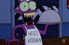 "gameraboy:  "" Soul donut.  The Simpsons, ""Treehouse of Horror IV"" """