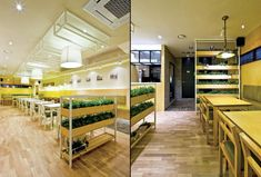 Tokyo curry Japanese restaurant by Friends Design Seoul South Korea 10 Tokyo curry Japanese restaurant by Friend's Design, Seoul – South Kor...