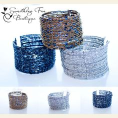 Trendy Bead Cuff only $3.99