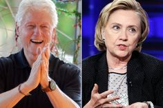 """Do you really want this guy as 'First Lady?! -->> BREAKING: Secret Service agent says Bill Clinton has new blond mistress, guess her """"code name""""?"""