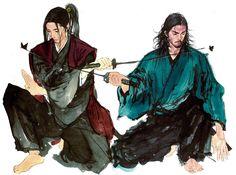 Top 20 Anime Recommendations Featuring Samurai – Recommend Me Anime Art Anime, Manga Anime, Manga Vagabond, Futuristic Samurai, Inoue Takehiko, Samurai Anime, Martial, Samurai Artwork, Manhwa