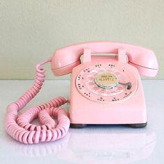 1959 Pink Phone