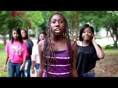A music video that students write lyrics to and help to create video ideas and concepts http://youtu.be/dgJWl3rEh-M    using media in positive youth development and enhancing writing skills