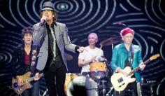 """Primer show de los Rolling Stones de su gira mundial """"50 and Counting"""""""