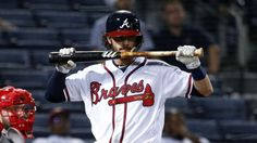 The 10 worst hitters of 2017 (so far)  -  April 28, 2017:       1. Dansby Swanson, Atlanta Braves (OPS+: -4)  -    1 HR, 3 RBI, .138/.169/.188  -     Sep 27, 2016; Atlanta, GA, USA; Atlanta Braves shortstop Dansby Swanson (2) reacts after striking out in the eighth inning against the Philadelphia Phillies at Turner Field.