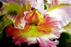 Flower 0113 Watercolor | sia.yekchung via Flickr