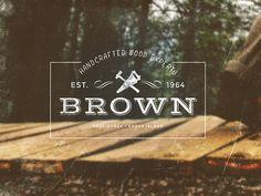 Woodworker Logo Badge More