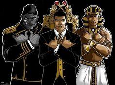 Alpha Phi Alpha Fraternity Inc Alpha Art, Alpha Kappa Alpha Sorority, Aka Sorority, Sorority Life, Theta Tau, Black Fraternities, High Priest, Alpha Female, Sorority And Fraternity
