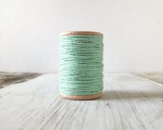 Seafoam green is our favorite color, a fresh happy color that literally fills our heart with joy every time we see it! Seafoam Color, Bakers Twine, Happy Colors, Sea Foam, Mint Green, Favorite Color, First Birthdays, Cravings, Great Gifts