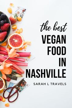 Are you visiting Nashville? Are you vegan, too? Then check out this list of the 5 best vegan restaurants in Nashville from a native! Vegan Restaurants Nashville, Vegetarian Restaurants, Vegan Foods, Vegan Snacks, Visit Nashville, Nashville Trip, Delicious Vegan Recipes, Yummy Food, Vegan Lifestyle
