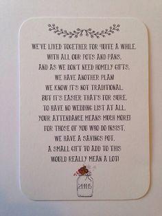 Additional Wedding Invitation Inserts by AutumnSweethearts on Etsy Wedding Invitation Inserts, Wedding Invitations, Invites, Wedding List, Wedding Ideas, Handmade Gifts, Etsy, Kid Craft Gifts, Wedding Invitation Cards