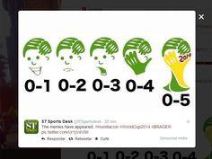 Brasil X Alemanha - Copa 2014