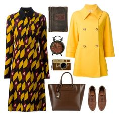 """""""fall all all"""" by bodangela ❤ liked on Polyvore featuring Michael Kors, Marni, ASOS, Dolce&Gabbana, Mark's Tokyo Edge and Jayson Home"""