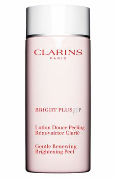 Clarins 'Bright Plus HP' Gentle Renewing Brightening Peel - $38 @ Nordstrom and other Department Stores