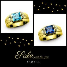 15% OFF on select products. Hurry, sale ending soon!  Check out our discounted products now: http://www.jewelsformen.com/products?utm_source=Pinterest&utm_medium=Orangetwig_Marketing&utm_campaign=loveME   #fashionnews #jewelrytrends #streetfashionstyle #mensjewelryfashion #jewelsformen #mensjewelryshop #instafashion #musthave #instacool #shopping #onlineshopping #instashop #picoftheday #streetstyles #jewelrysale #mensring #salehunter #mensrings #mensjewelrybox #mensringsonline…