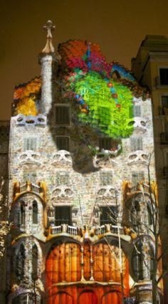 ANIVERSARIO CASA BATLLÓ Captura de pantalla 2013-10-28 a las18.53.45 Barcelona Catalonia Casa Batlló