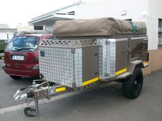 Metalian Maxi 4×4 Off Road Camping Trailers6