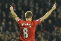 Steven Gerrard, one of the greatest footballers of all time #MFC4012