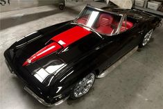 1966 CHEVROLET CORVETTE CUSTOM CONVERTIBLE - Barrett-Jackson Auction Company - World's Greatest Collector Car Auctions