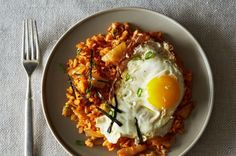 Kimchi Fried Rice, a recipe on Food52
